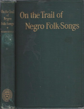 Image for On the Trail of Negro Folk Songs