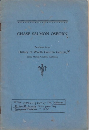 Image for Chase Salmon Osborn