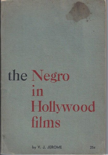 Image for The Negro in Hollywood Films