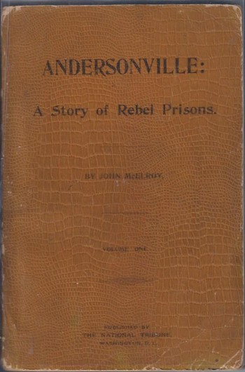Image for Andersonville A Story of Rebel Prisons