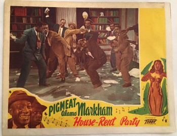"Image for ""House-Rent Party"" Lobby Card, 1946"