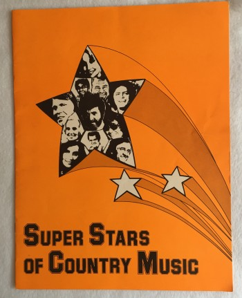Image for Super Stars of Country Music