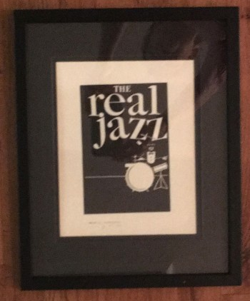 Image for The Real Jazz Woodcut