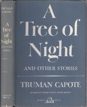 Image for A Tree of Night and Other Stories