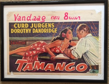 Image for Tamango, Movie Poster