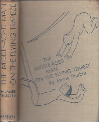 Image for The Middle-Aged Man on the Flying Trapeze