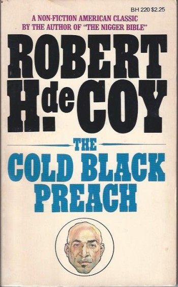Image for The Cold Black Preach