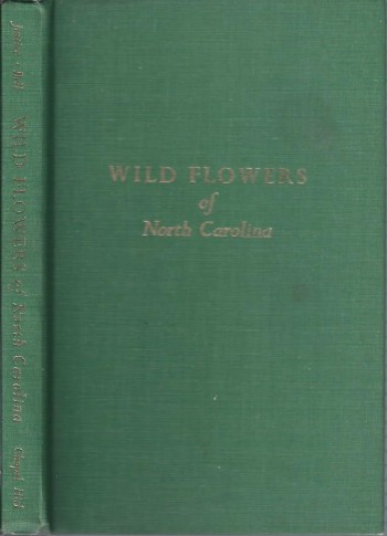 Image for Wild Flowers of North Carolina