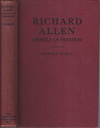 Image for Richard Allen: Apostle of Freedom