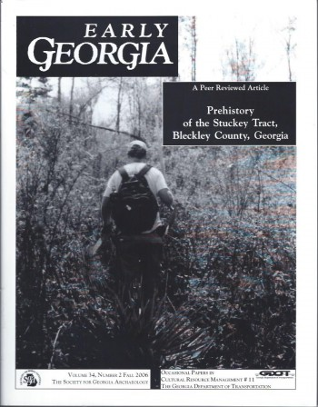 Image for Early Georgia, Fall 2006