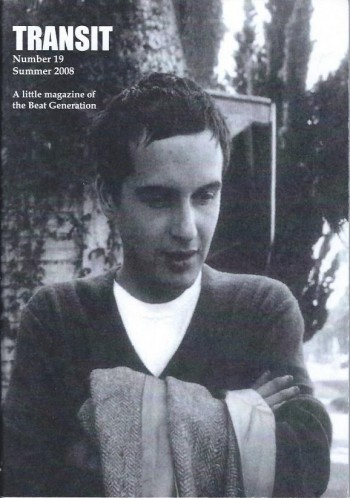 Image for Transit: A Little Magazine of the Beat Generation, Summer 2008