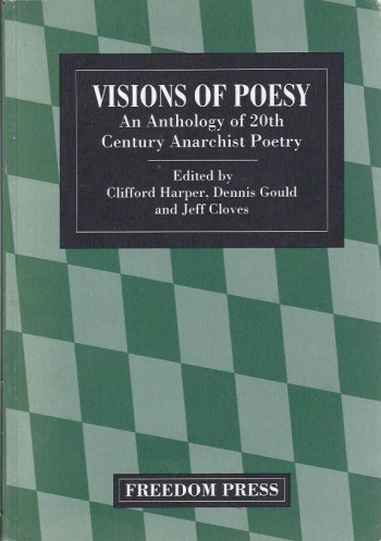 Image for Visions of Poesy: An Anthology of 20th Century Anarchit Verse