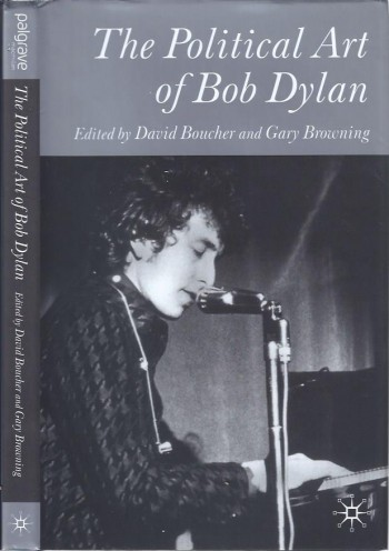 Image for The Political Art of Bob Dylan
