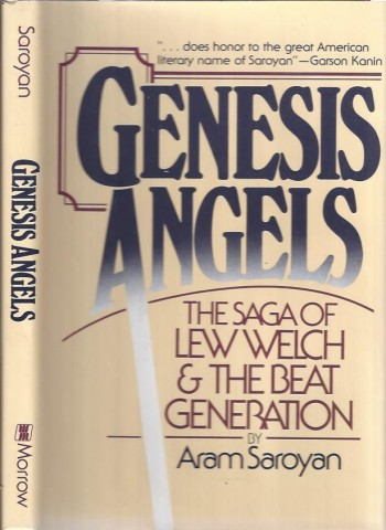 Image for Genesis Angels: The Saga of Lew Welch & the Beat Generation