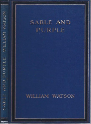 Image for Sable and Purple