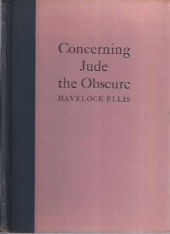 Image for Concerning Jude the Obscure