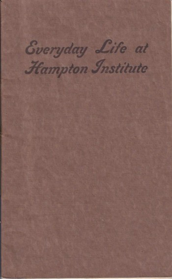 Image for Everyday Life at Hampton Institute (with One Photograph)