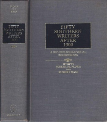 Image for Fifty Southern Writers after 1900: A Bio-Bibliographical Sourcebook