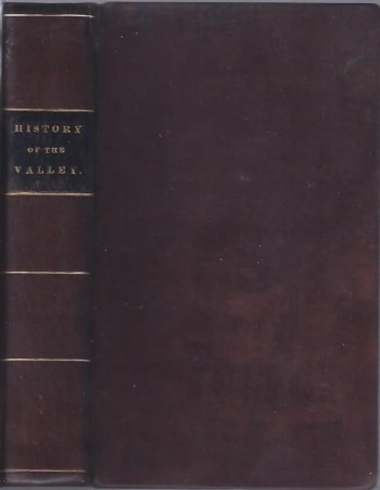 Image for History of the Valley of Virginia
