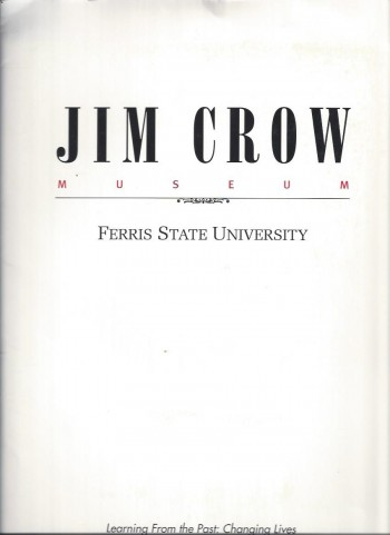Image for Jim Crow Museum Innformation Packet
