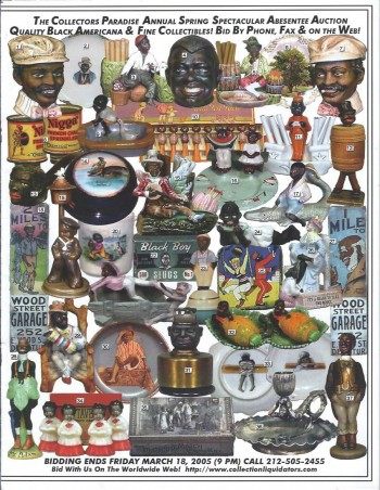 Image for A Collectors Paradise Annual Spring Spectacular Absentee Auction Catalog, March 18, 2005