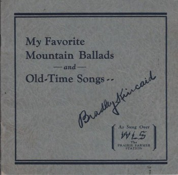 Image for My Favorite Mountain Ballads and Old-Time Songs