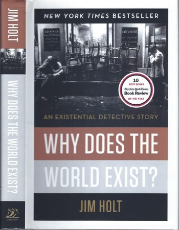 Image for Why Does the World Exist? : An Existential Detective Story