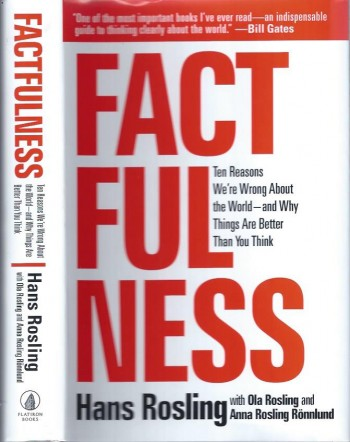 Image for Factfulness: Ten Reasons We're Wrong About the World - and Why Things Are Better Than You Think