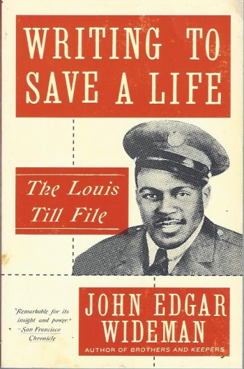 Image for Writing to Save a Life: The Louis Till Story