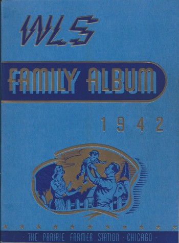 Image for WLS Family Album 1942