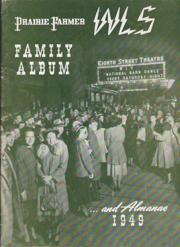 Image for WLS Family Album and Almanac,1949