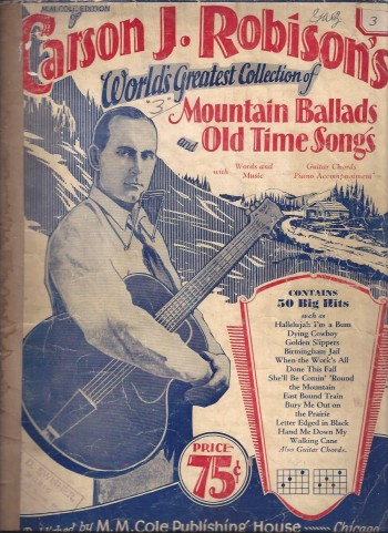 Image for World's Greatest Collection of Mountain Ballads and Old Time Songs