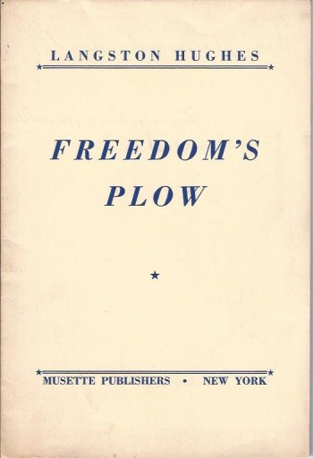 Image for Freedom's Plow