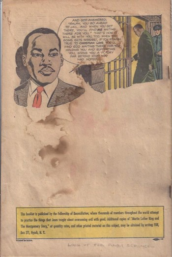 Image for Martin Luther King and The Montgomery Story