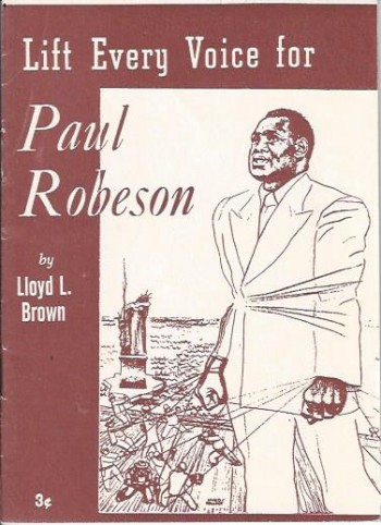Image for Lift Every Voice for Paul Robeson