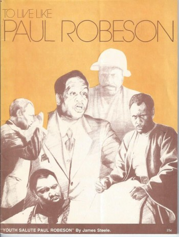 Image for To Live Like Paul Robeson