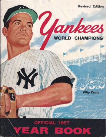 Image for New York Yankees 1957 Official Year Book