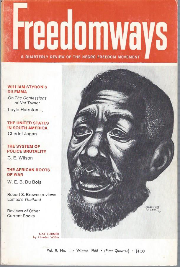 Image for Freedomways: A Quarterly Review of the Negro Freedom Movement, Winter, 1968