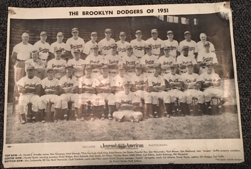 Image for The Brooklyn Dodgers of 1951