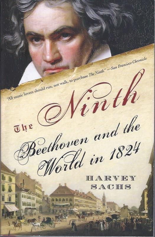 Image for The Ninth: Beethoven and the World in 1824