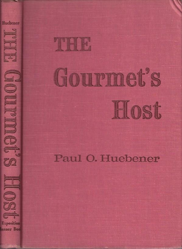 Image for The Gourmet's Host: The Role of Classic Cuisine and Service in Restaurant Management