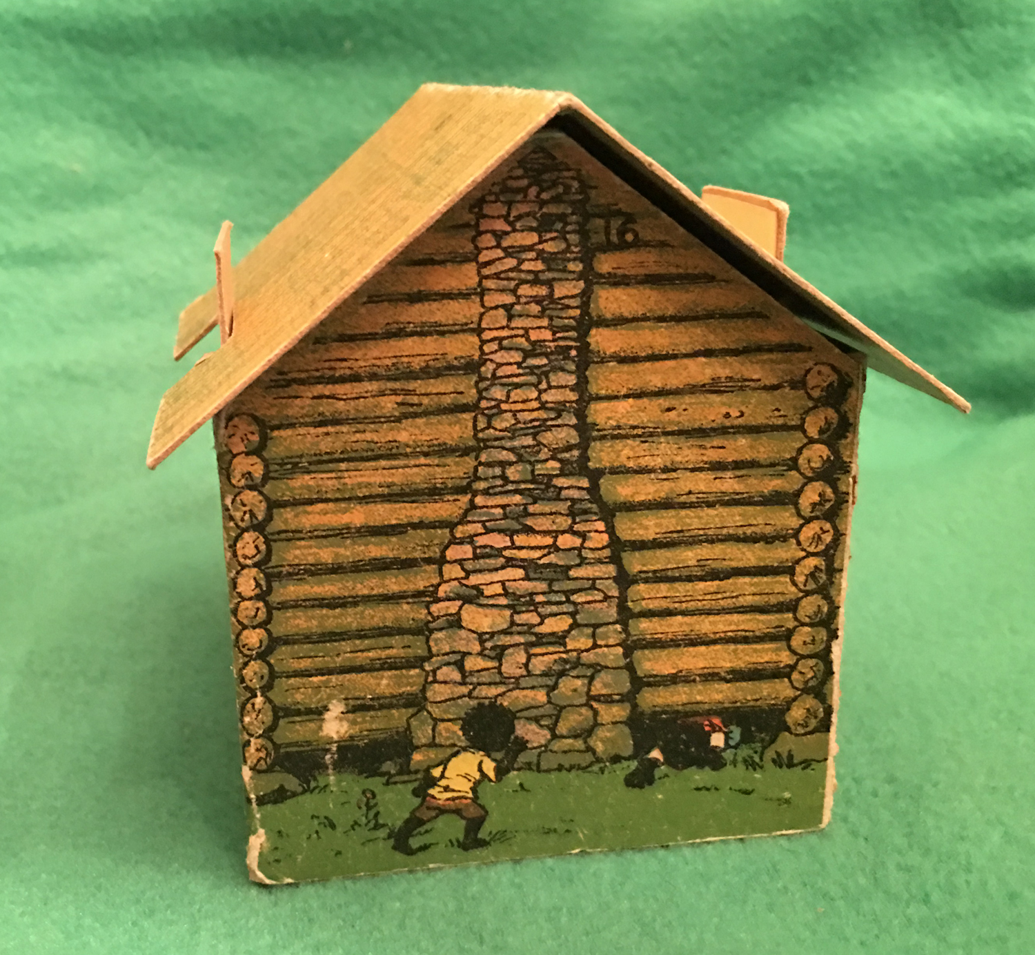 Image for Uncle Tom's Cabin Paper Toy House