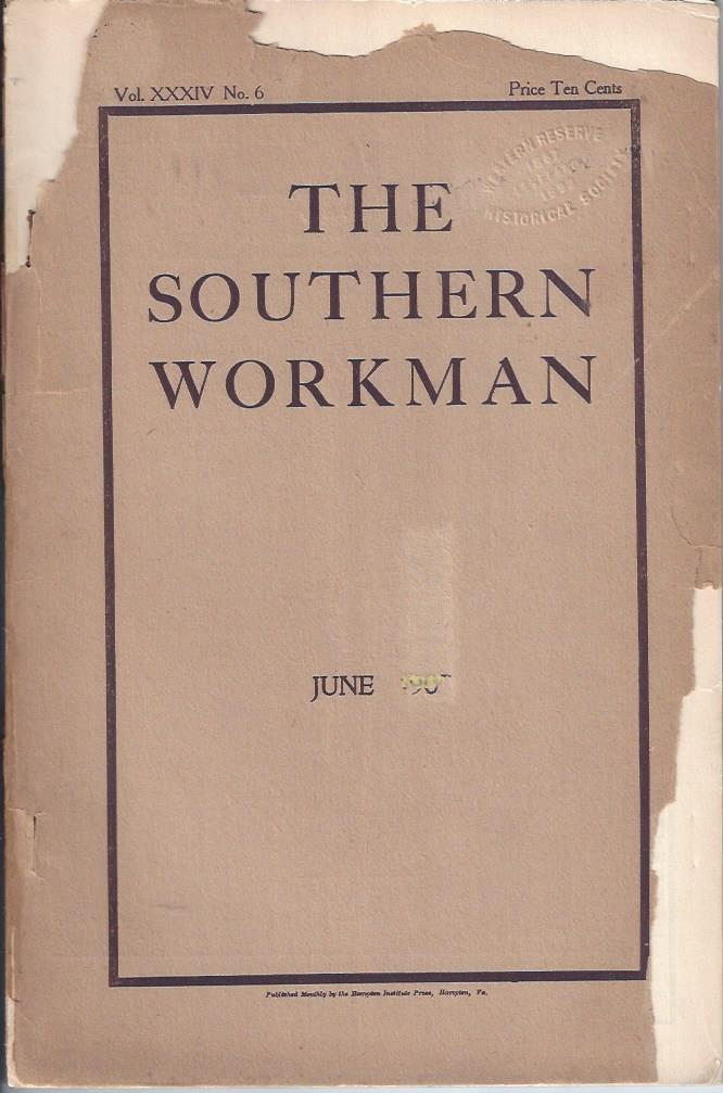 Image for The Southern Workman, June 1905