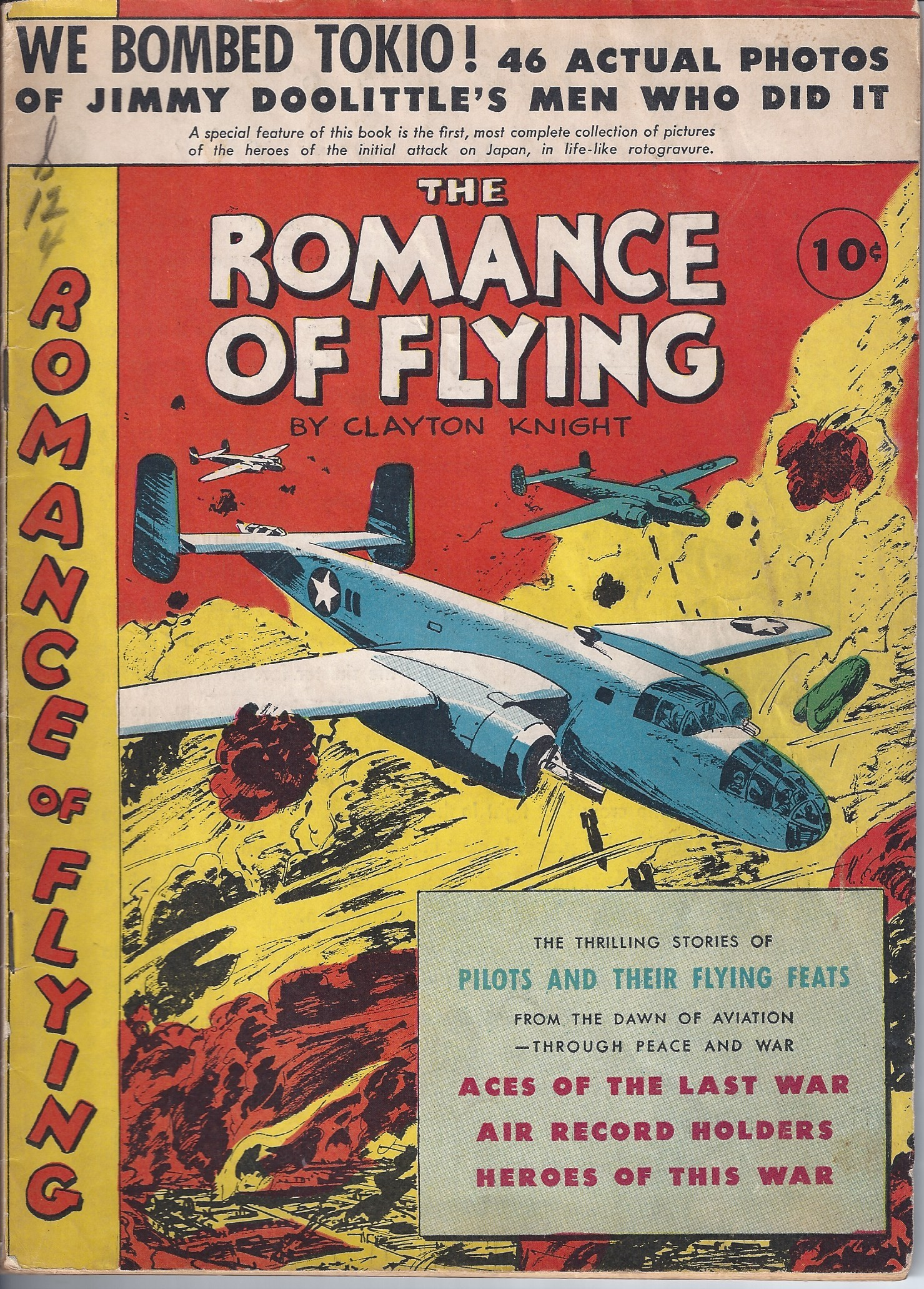 Image for The Romance of Flying