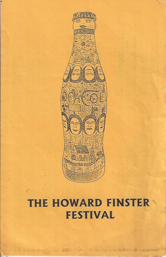 Image for Howard Finster Art - Finster Fest Announcements 1991 - 2000