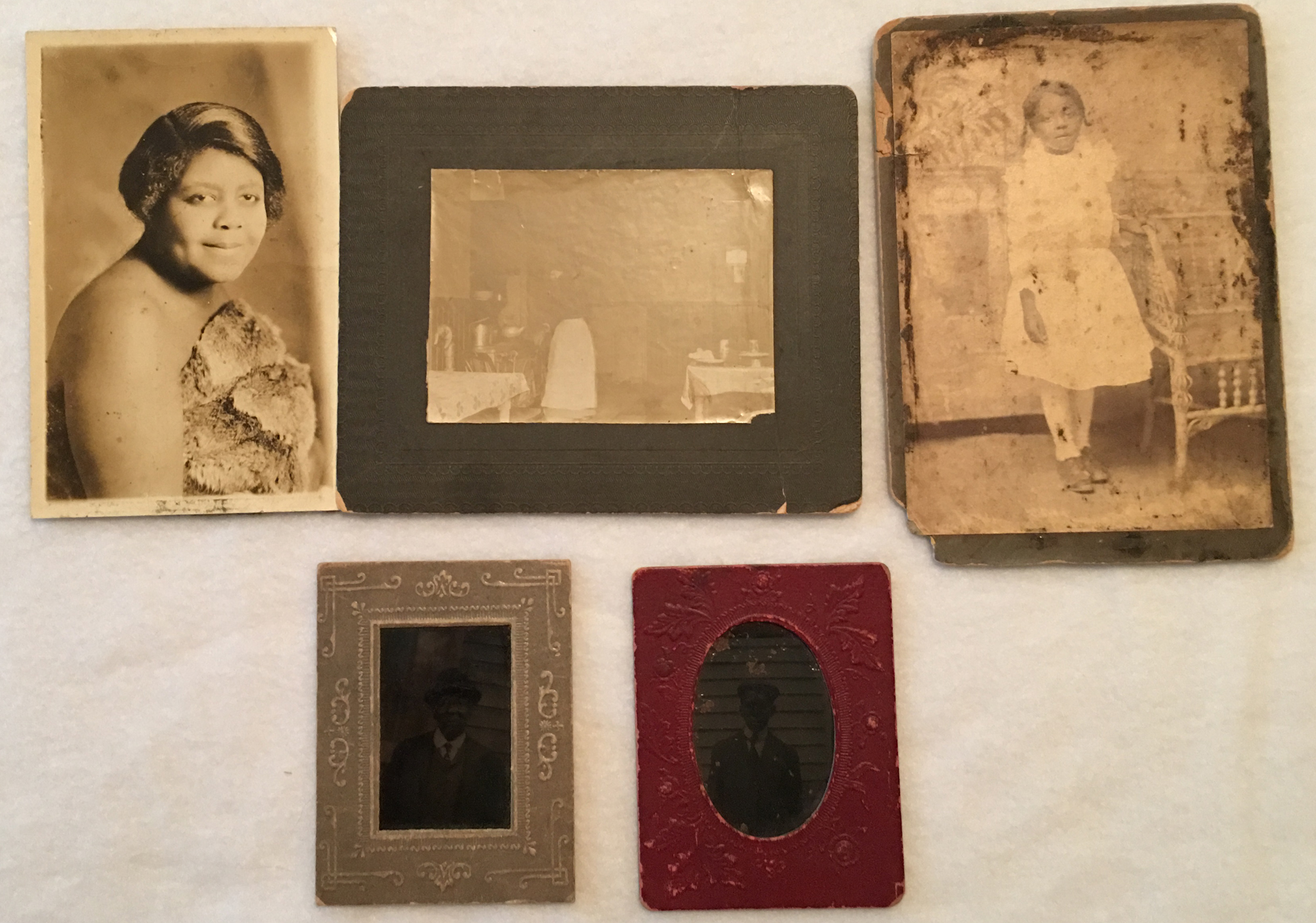 Image for Archive: Dett and Milligan Family Photographs, Baltimore Maryland, African-American