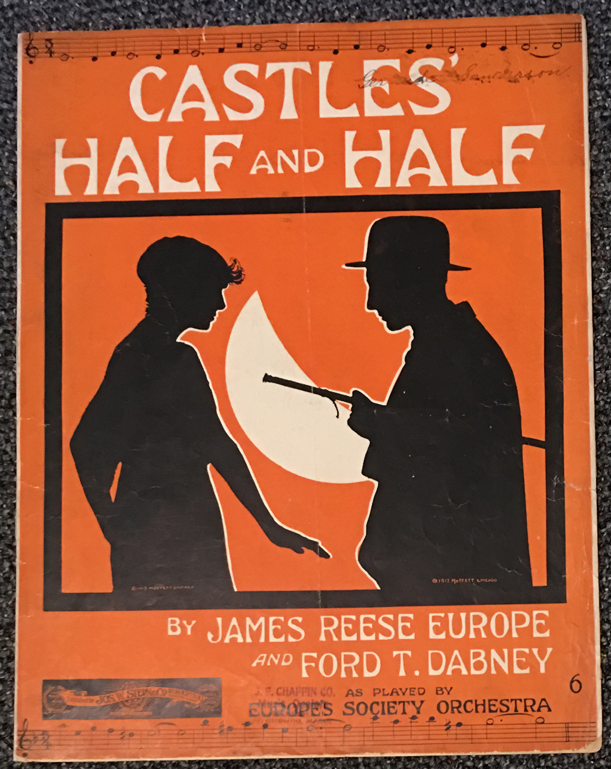 Image for Castles' Half and Half