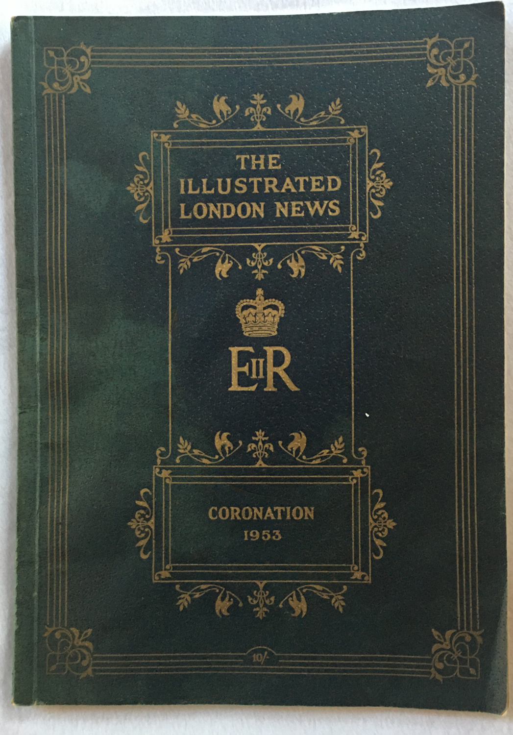 Image for The Illustrated London News, Coronation Number, Queen Elizabeth II.