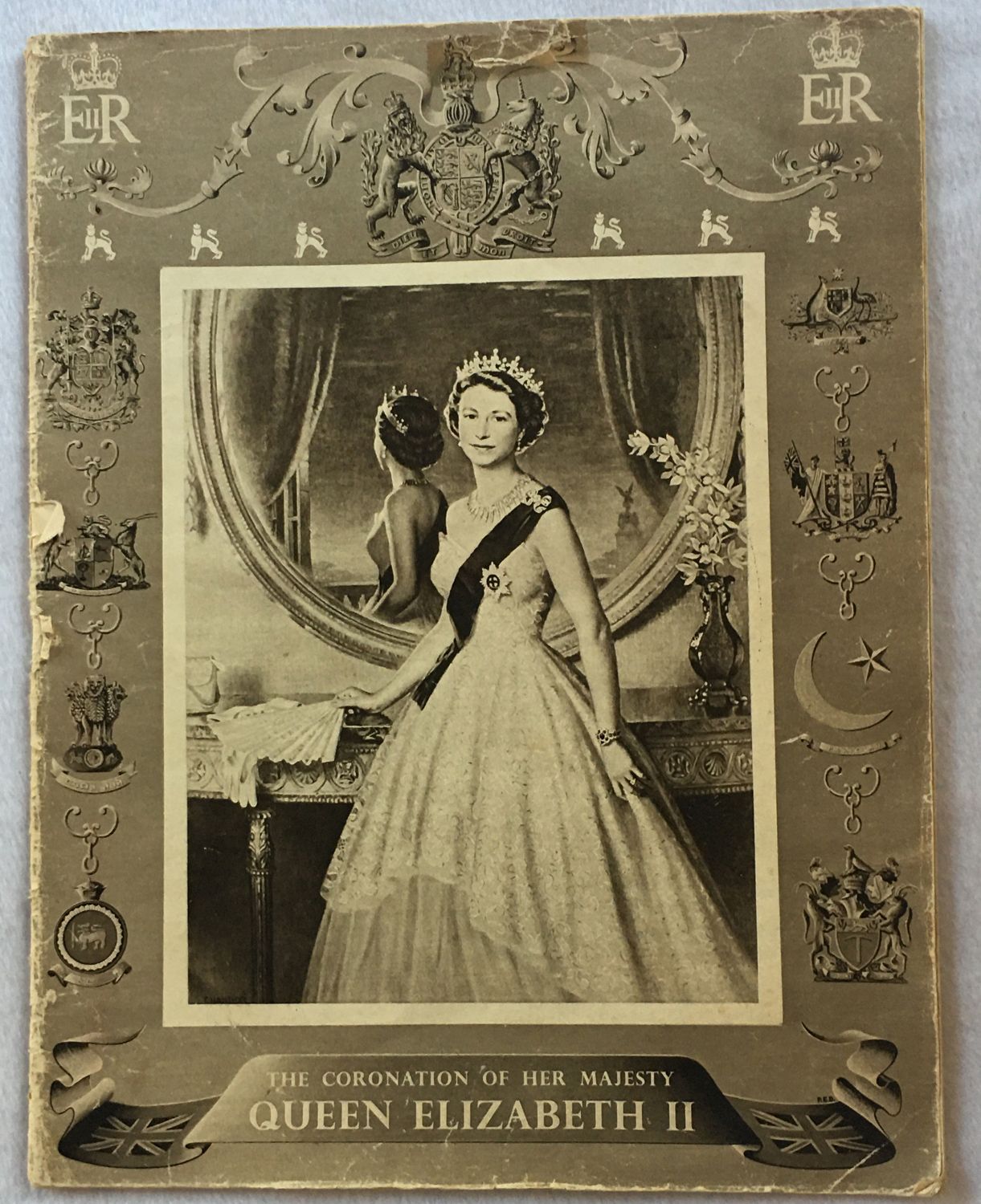 Image for Picture Post: Special Coronation, Souvenir Number. Vol. 59 No. 10, 6th June Picture Post Special Coronation Souvenir Number June 1,1953 -- along with The Coronation of Her Majesty Queen Elizabeth II