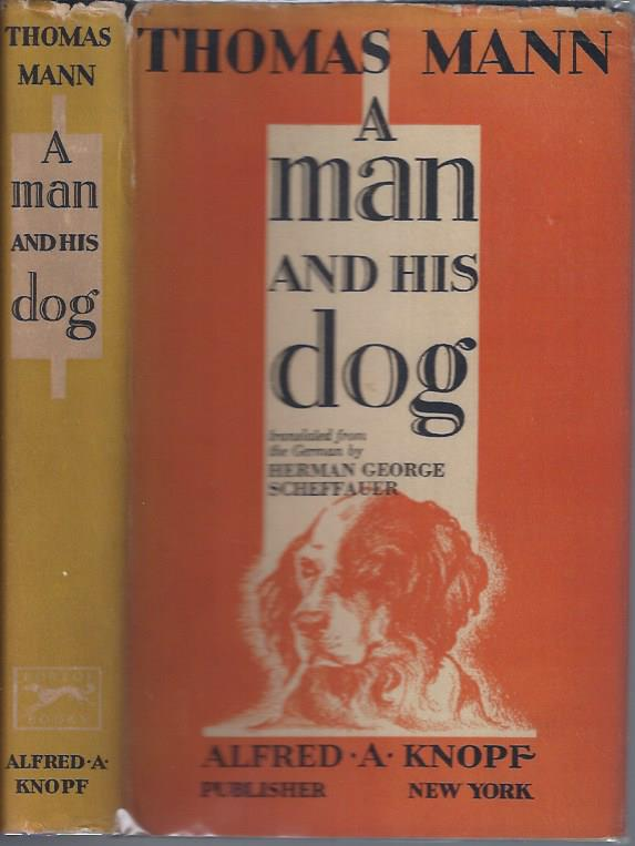 Image for A Man and his Dog
